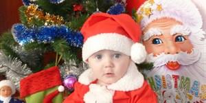 Онлайн-утренник 2014: конкурс детских новогодних костюмов