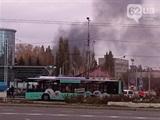 Донецк сегодня сотрясали мощные залпы и взрывы (ФОТО)