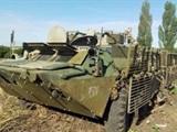 Штаб АТО подтверждает прорыв российской бронетехники через границу