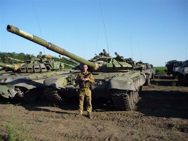 Танковые экипажи из оккупированной Горловки готовятся к соревнованиям в Торезе