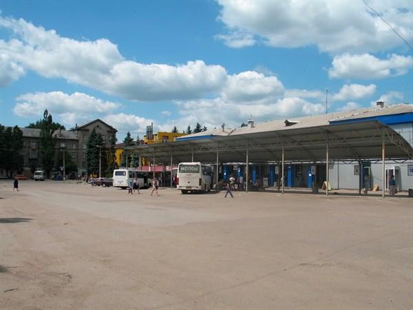 Из Горловки в Донецк, Макеевку и Майорск можно уехать с автовокзала в 6 утра