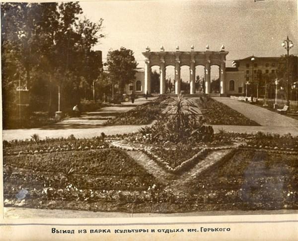 Шахтеры Горловки должны были идти на работу по улицам, полным цветов: как озеленяли город в разные годы