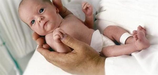 22 новорожденных родилось в Горловке за прошлую неделю