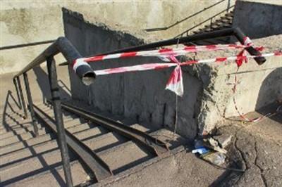 Два года в Горловке ремонтируют подземный переход. Вот как сейчас он выглядит
