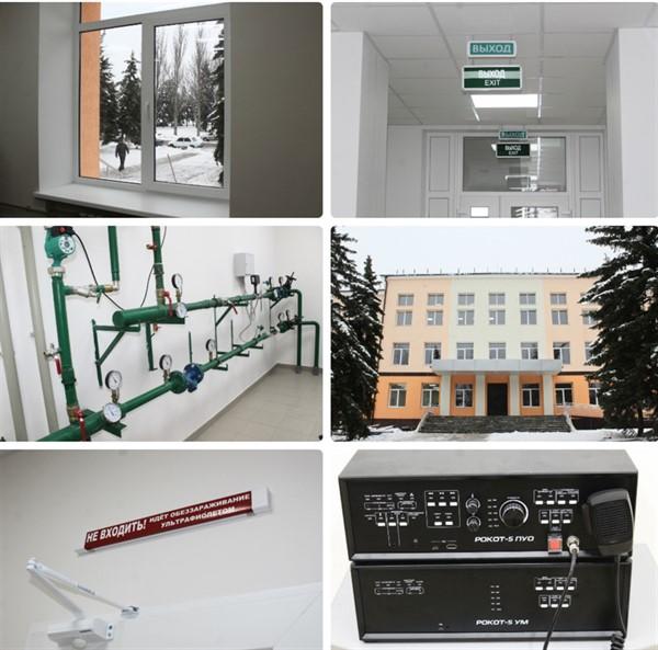 В отремонтированной детской поликлинике в Горловке будут принимать девять специалистов