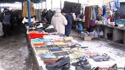 Барахолка на рынке в Горловке: что здесь продают (ВИДЕООБЗОР)