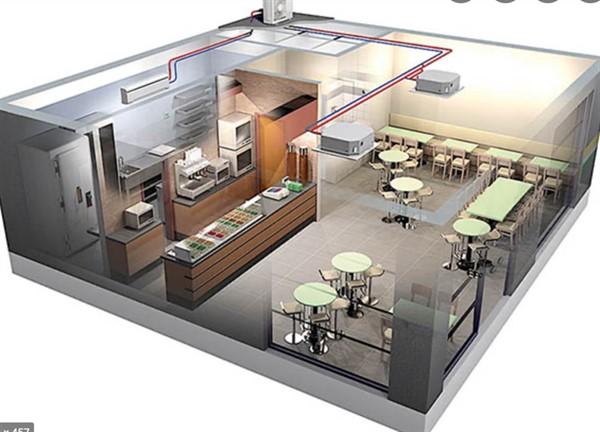 Системы VRF – технология для отопления, вентиляции и кондиционирования