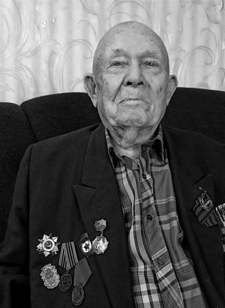 В Горловке ушел из жизни ветеран Второй мировой войны Николай Науменко
