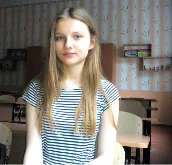 «Пришлось уехать в 9 классе»:  переселенка из Горловки сдала ЗНО по химии на 200 баллов, а по украинскому языку – на 197