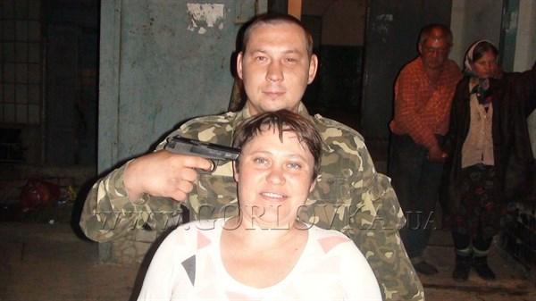 В сети показали фото жителя Горловки, заказавшего убийство бездомной собаки. Он в военной форме