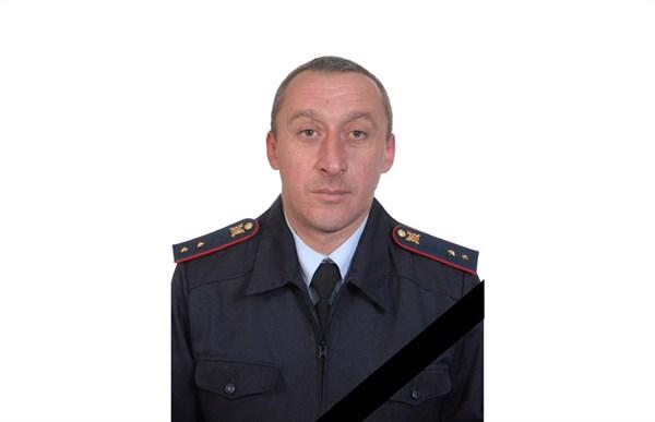 В Горловке во время обстрела погиб полицейский