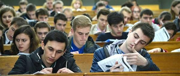Студенты-переселенцы из Горловки могут получить стипендию в 2 тыс. долл. Дедлайн – 15 апреля