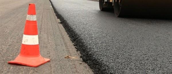 В Донецке ремонтируют дороги