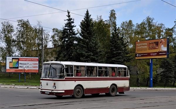 Горловчан после празднования дня города организованно развезут до домам