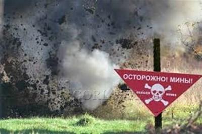 В Горловке на мине подорвались двое мирных жителей: живы, но с осколочными ранениями