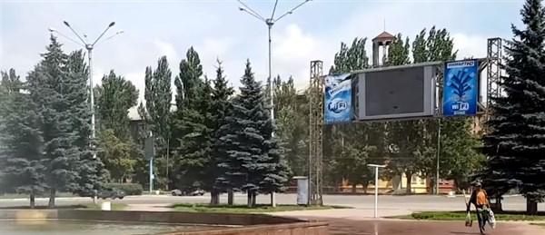 """Мэр Горловки от """"ДНР"""" извинился перед жителями за не чищенные дороги и зимой и пригласил их на субботник"""