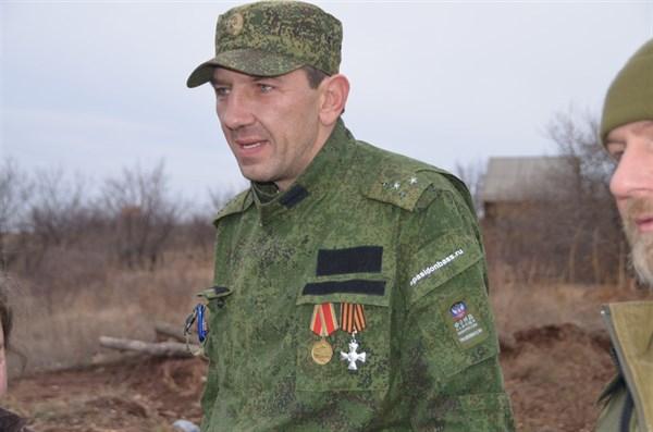 """В """"ДНР"""" воюют за поднятие экономики, - командир боевиков из Горловки"""
