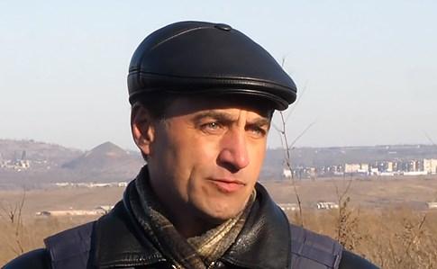 Эдуард Матюха, экс-народный мэр Горловки, оказался украинским разведчиком