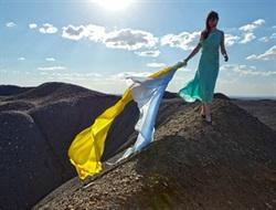 «Усе буде Україна»:  8 признаков того, что не Россией единой живет сегодня оккупированная Горловка