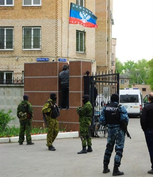 ВСУ отвоевали пять поселков на Донбассе, но Горловка все еще оккупирована