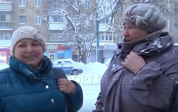 """""""Выросла на донбасской пыли и стироловском воздухе"""": горловчанка объяснила, почему не боится снегопада и врагов"""