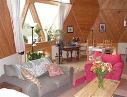 Горловчане-переселенцы хотят построить купольный дом, который не уступает по комфорту привычному, но гораздо дешевле