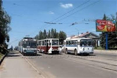 В Горловке в пасхальную ночь 2 единицы городского транспорта будут работать до 4 утра