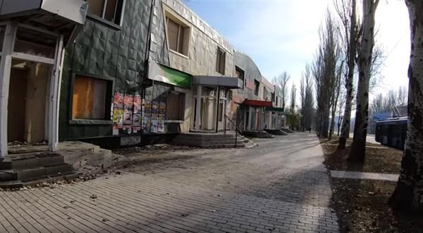 Донецк, Киевский район, Путиловка: вот как выглядит самый опасный район города