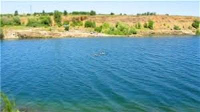 Горловские дайверы нашли место для подводного плаванья - Монаховский карьер