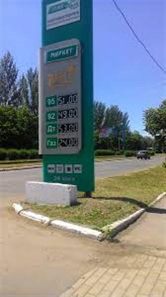 Цены на бензин и газ в Горловке: опубликованы актуальные данные