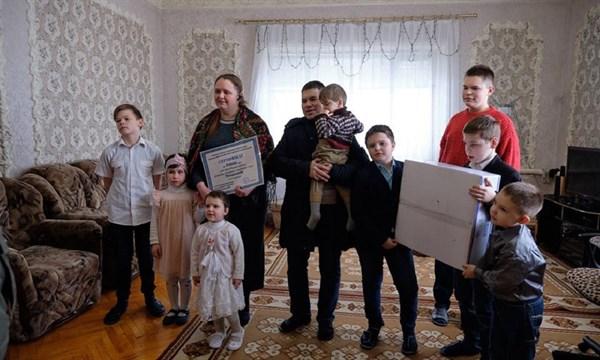 Переселенцам из Горловки купили жилье за 2 миллиона гривен в Славянске