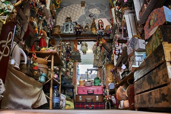 Ни войной единой: в Горловке продают изделия ручной работы, которые попадают даже в другие страны