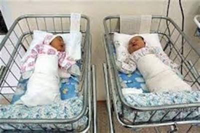 В Горловке родилось за неделю 14 детей