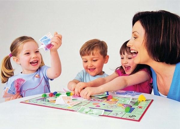 Настольные игры для развития детей