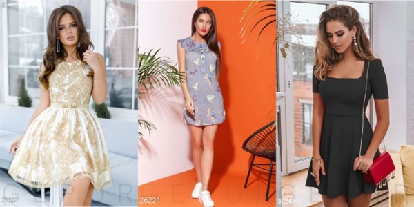 С чем носить мини-платье: 6 стильных идей