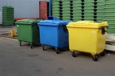 В Горловке появятся новые мусорные контейнеры