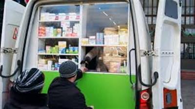 13 декабря в Озеряновке и Байраке будет работать выездная автоаптека