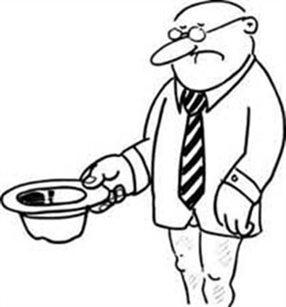 В Горловской мэрии сотрудники при зарплате в 1300 гривен за свой счет заправляют картриджи и покупают бумагу