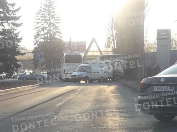 В Макеевке произошло крупное ДТП: вот что известно