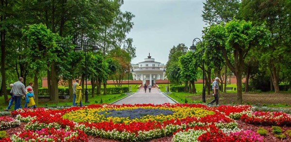 Популярные санатории Моршина: «Днестр» и «Одесса»