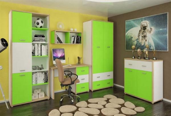 Основные нюансы выбора мебели в детскую комнату