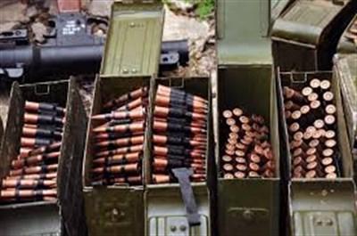 В Горловку перебрасывают боеприпасы
