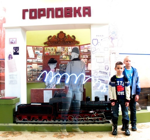 День защиты детей в музее истории Горловки: пазлы-головоломки и тайны музейных жителей