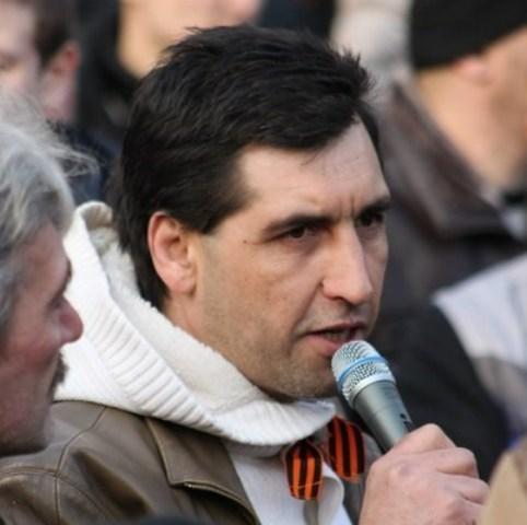 Требование митингующих в Горловке: «Немедленно вернуть лучшего бухгалтера Украины, над которым все смеются» (ВИДЕО)