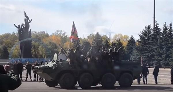 """""""Украинские нацисты нас боятся, а народ любит и уважает"""", - боевик """"Корса"""" из Горловки"""