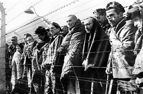 Сегодня Международный день освобождения узников фашистских концлагерей (+ адреса братских могил на территории Горловки)