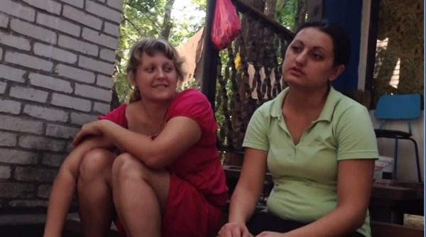Наши в России: чем беженцы из Горловки, убежавшие от войны, занимаются в ростовских лагерях
