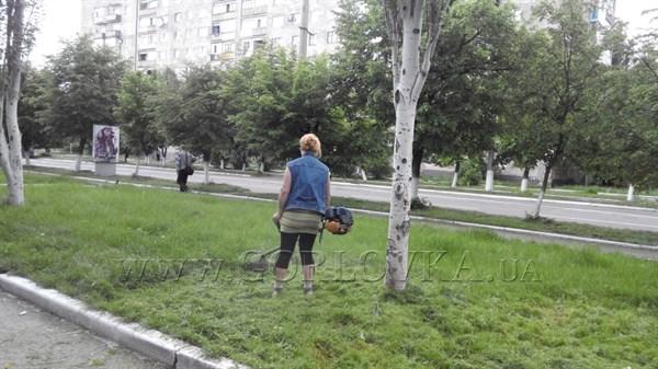 Горловчане недовольны состоянием города: дороги разбиты, убирается только центр города (ВИДЕО)