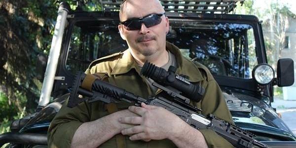 """Горловский боевик Изя Кацман объяснил против кого воюет. Ранее его арестовали за подрыв суверенитета """"ДНР"""""""