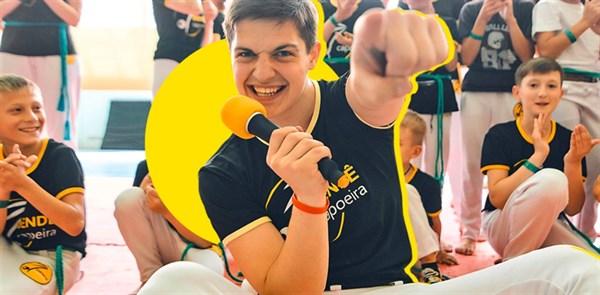 Танцевать под обстрелами: 10-классник из Горловки возродил любимый спорт - бразильскую капоэйру